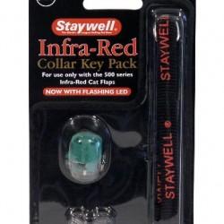 Staywell Infrarood Sleutel Groen
