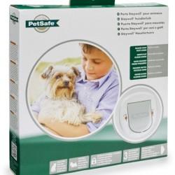 Petsafe Honden- en Kattenluik 280 4-standen Wit